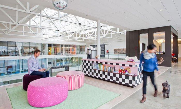Desain Kantor Airbnb