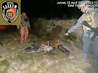 Satgas Nemangkawi Olah TKP Penembakan Ali Mom Siswa SMAN Ilaga oleh KKB