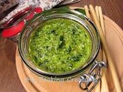 Песто от левурда * Pesto d'aglio orsino