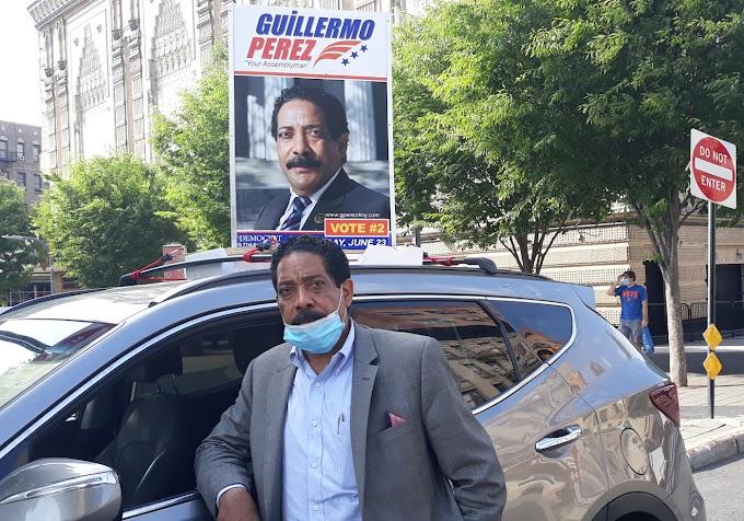 Precandidato dominicano denuncia amenazas y vandalismo contra su vehículo