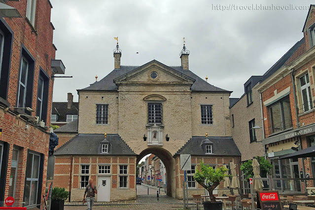 Top places to visit in Lier Fortification Wall Gavenenpoort Prisoners Gate