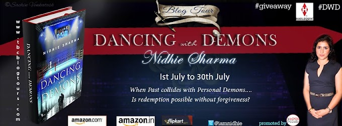 Blog Tour: DANCING WITH DEMONS by Nidhie Sharma