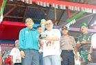 Pembukaan Gala Desa Sekadau di Nanga Taman oleh Wakil Bupati Sekadau