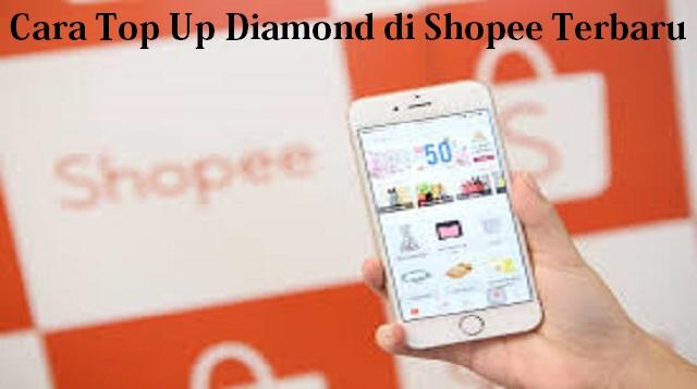 Cara Top Up Diamond FF di Shopee