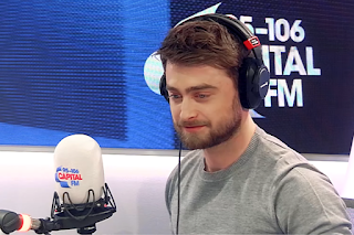 Daniel Radcliffe on Capital FM Breakfast Show