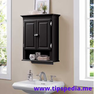 bathroom wall cabinet bed bath and beyond