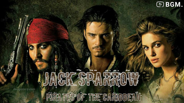 Captain Jack sparrow BGM - Ringtone | Original Background Music - MP3 Download