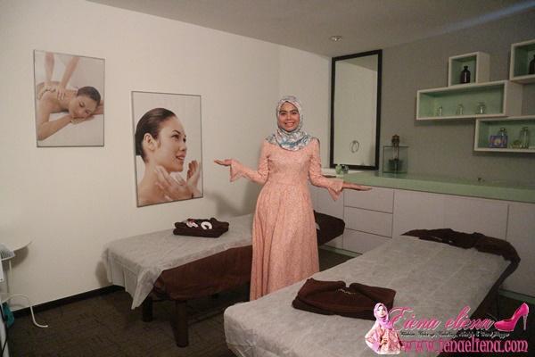 Tummy or Thigh Shaper Firming Treatment di Amante Wellness Beauty