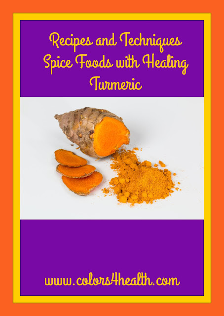 Turmeric recipes, health research, and food and drink ideas