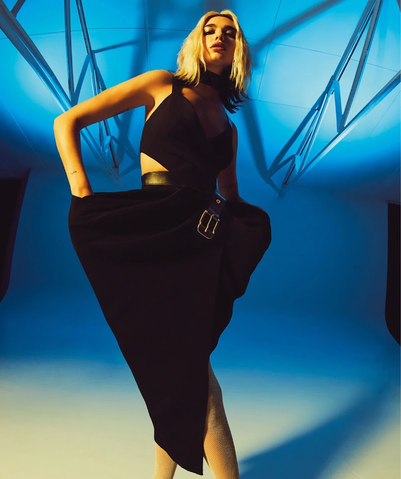 Dua Lipa Featured for Vogue Magazine - Australia April 2020