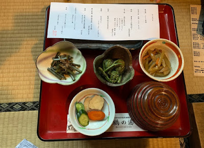 別館山の宿 夕食