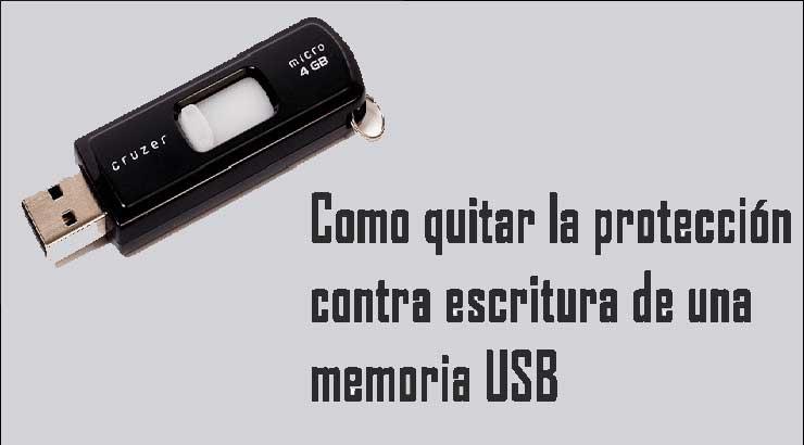 Cómo Formatear Cualquier USB Protegida Contra Escritura o Dañada desde el CMD