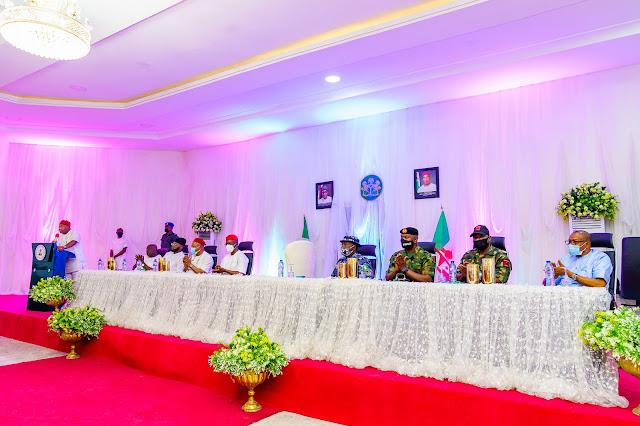 Governor Uzodinma Hosts Imo Muslim Community To A Banquet On Eid-El-Fitr