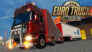 Download ETS2 1.30.2.9 All DLC