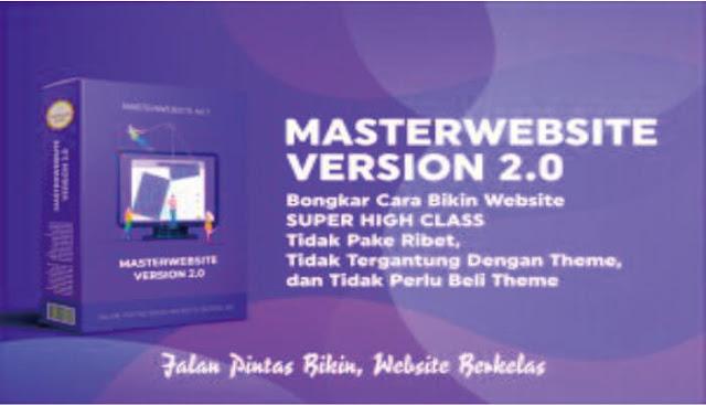 Master Website V2.0