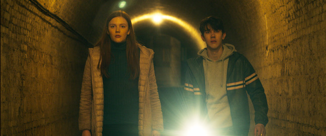 Jack Kane is Nolan and Sophie Jane Oliver is Bess | Shortcut 2020 | Horror Film Review