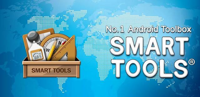 تنزيل Smart Tools 2.1.1 تطبيق رائع لأدوات الحوسبة لأجهزة الاندرويد