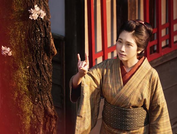 《澪之料理帖》劇照_松本穗香是當今日本影壇炙手可熱的新生代女演員