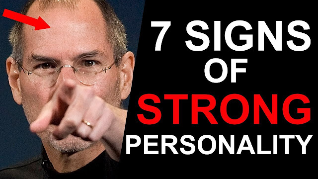 7 Signs That You Have A Strong Personality
