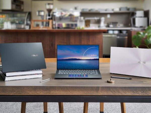 3 Laptop ASUS ZenBook Classic Terbaru