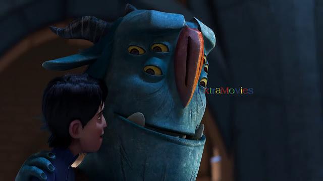 Trollhunters: Rise of the Titans 2021 Dual Audio [Hindi-DD5.1] 720p HDRip