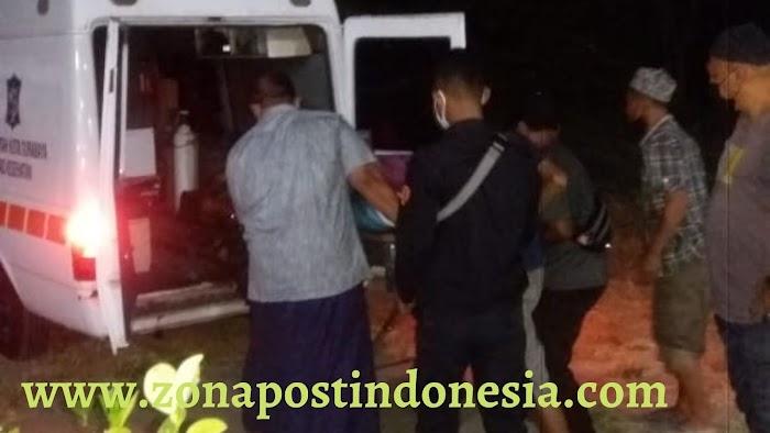 Pekerja Bangunan Ditemukan Kritis, Di Teras  Masjid.
