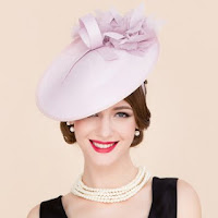Womens Formal Party Fascinator Hat with Headband