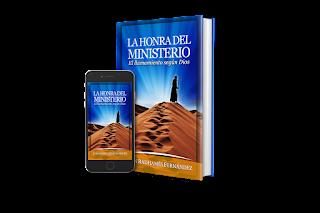Audiolibro, Juan Radhamés Fernández, Juan Carlos Parra, La honra del ministerio,