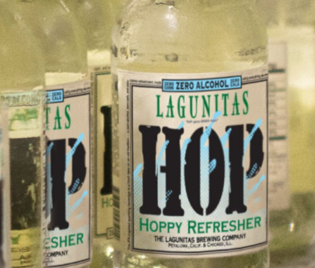 The Wine and Cheese Place: Lagunitas Hop Refresher Non Alcoholic