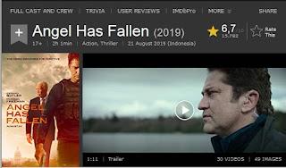 angel has fallen 2019 online subtitrat