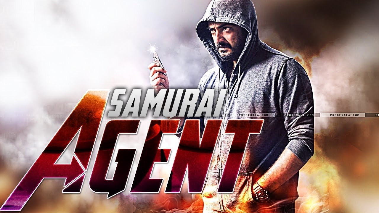new action movie samurai agent 2018 new movie samurai agent full hd