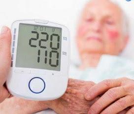 Cara Mudah Kontrol Tekanan Darah Tinggi
