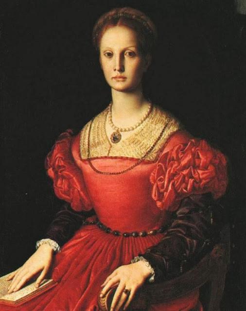Pintura de Elizabeth Bathory