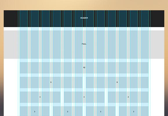 13 готовых шаблонов модульных сеток   Я — дизайнер