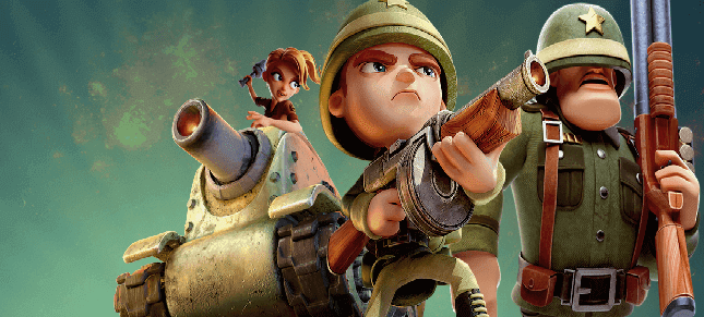 تحميل لعبة War Heroes الجديده للاندرويد برابط مياشر (APK) مجانا