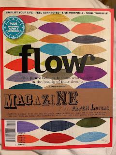 Flow Magazine tijdschrift
