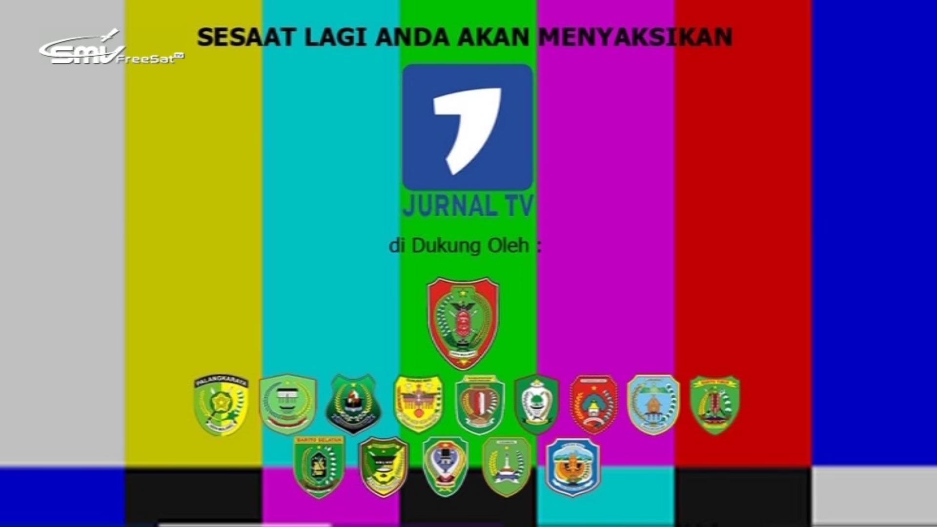 Frekuensi siaran Jurnal Borneo TV di satelit ABS 2A Terbaru