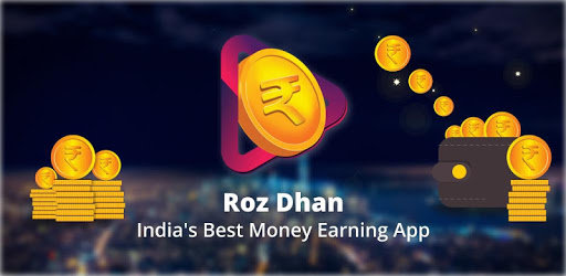make money online india rozdhan app
