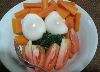 resep sarapan diet mayo hari pertama
