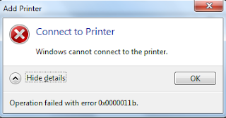 100% work. 7 Steps to Fix Printer Error 0x0000011b
