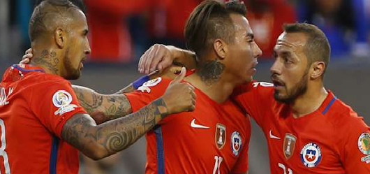 Colombia vs Chile Highlights News Copa America 2016 - .::FIESTA FOOTBALL::.