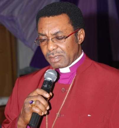 ARCHBISHOP CHUKWUMA BLAST BUHARI - MR PRESIDENT WE ARE TIRED OF YOUR CHANGE, NIGERIA IS IN CAPTIVITY UNDER WATCH