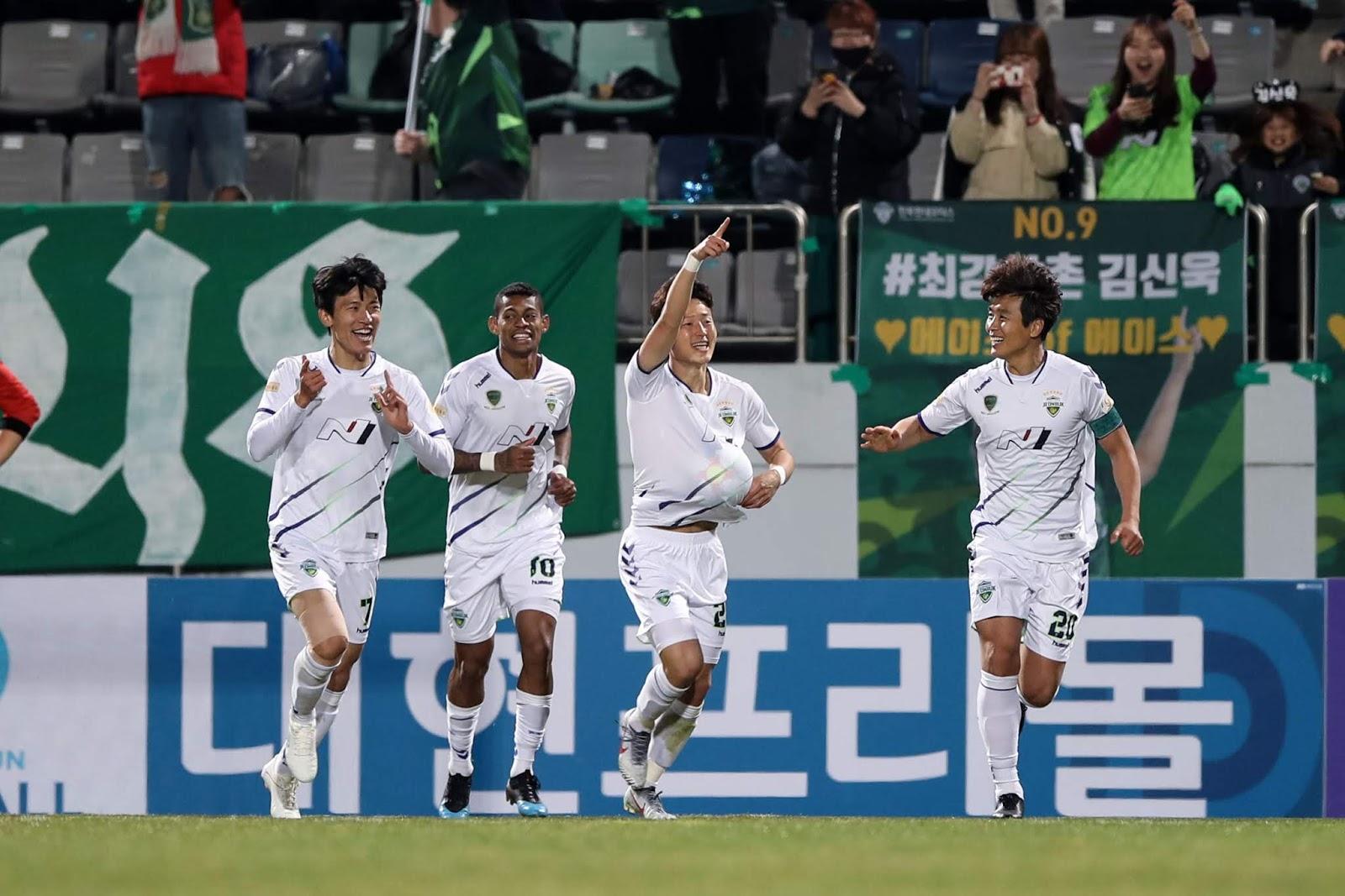 K League 2 Preview: Gyeongnam FC vs Jeonbuk Hyundai Motors