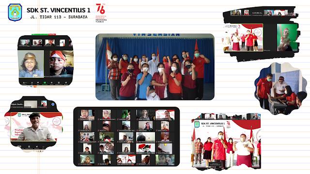 Dirgahayu Republik Indonesia ke-76 Tahun