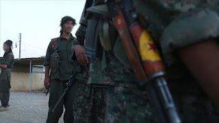 """الهلال الأحمر الكردي.. """"ألعوبة"""" بي كا كا لتمويل ميليشياتها"""