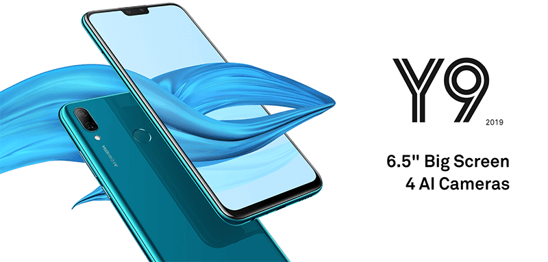 Huawei Y9 2019 is coming to the Philippines?