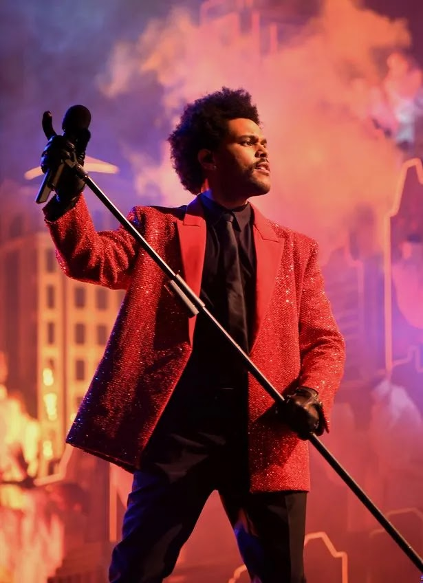 The Weeknd is being criticized for the Super Bowl