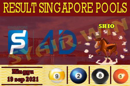 Syair BD Singapore Minggu 19 September 2021