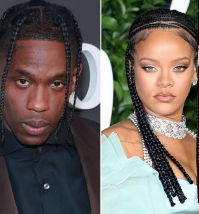 Pornstar, Harley Dean Accuses Rihanna, Travis Scott Of Spreading STDs (Video)