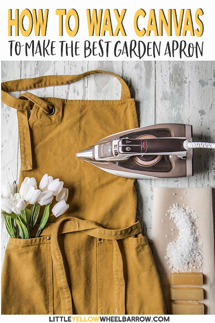 how to waterproof an apron